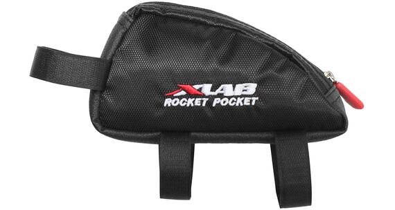 XLAB Rocket Pocket Frame Bag black